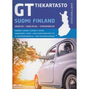 Finland Atlas Genimap 2018