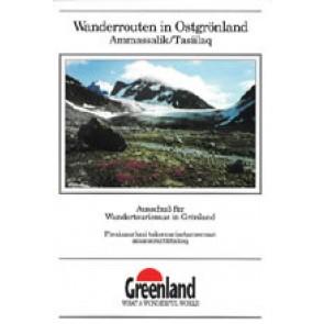 Wanderrouten in Ostgrönland