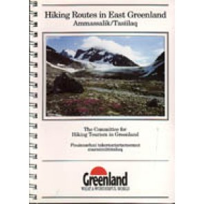 Hiking Routes in East Greenland