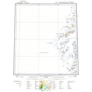 Hvidbjørns Nunatakker 73 Ø4 KMS