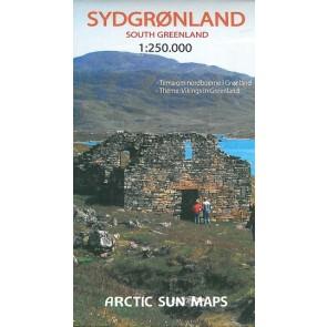 Sydgrønland - South Greenland