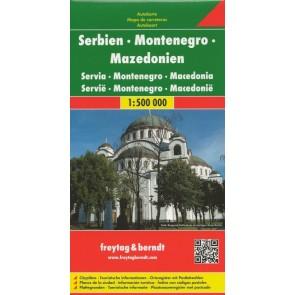 Serbia - Montenegro - Macedonia . Kosovo