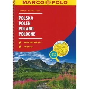 Polen Autoatlas