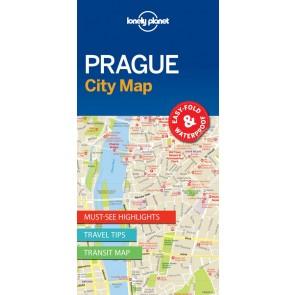 Prag City Map
