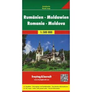 Romania - Moldavia