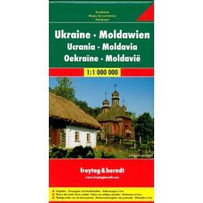 Ukraine - Moldova