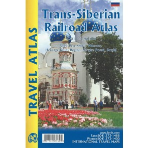 Travel Atlas Trans-Siberian Railroad