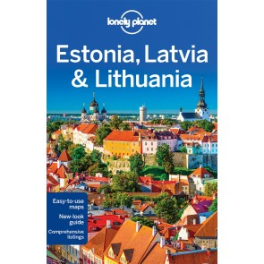 Estonia, Latvia & Lithuania - udkommer juli