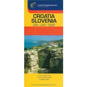 Croatia, Slovenia