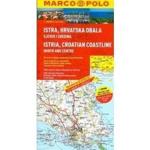 Istrien - Dalmatinische Küste Nord und Mitte