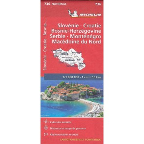 Slovenia/Croatia/Bosnia-Herzegovina/Yugoslavia/Macedonia Nor