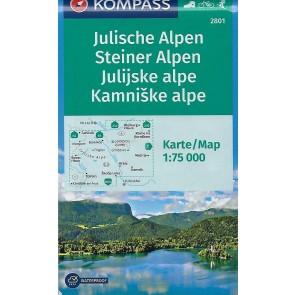 Julische Alpen, Steiner Alpen