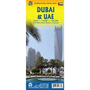 Dubai & UAE (Northern Oman)