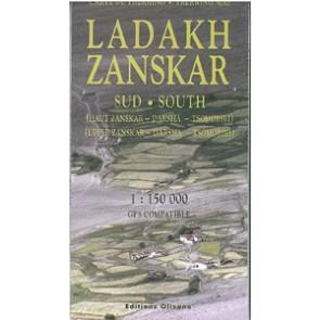 Ladakh Zanskar South (Upper Zanskar - Rupshu)