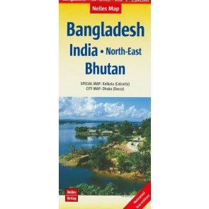 India North East - Bangladesh