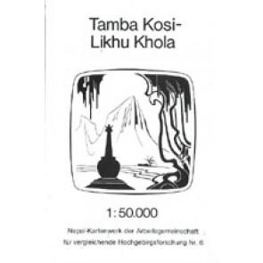 Tamba Kosi-Likhu Khola