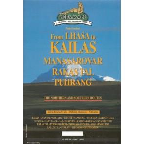 Lhasa to Kailas