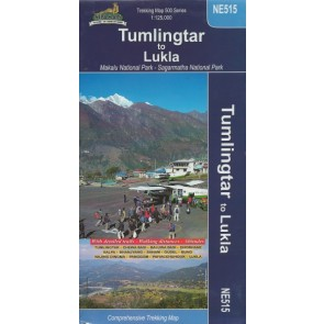 Tumlingtar to Lukla - Makalu National Park, Sagarmatha Natio