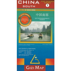 China South Geographical