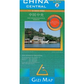 China Central Geographical