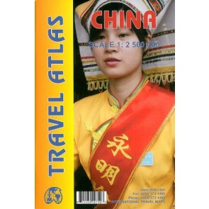 Travel Atlas China