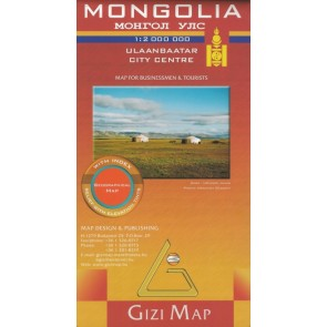 Mongolia Geographical