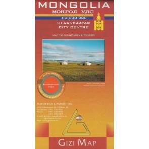 Mongolia Geographical