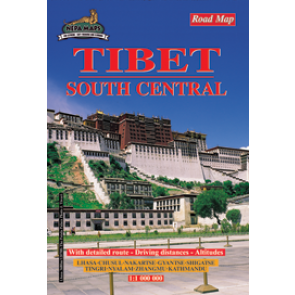 Tibet South Central Lhasa