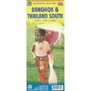 Bangkok & Thailand South
