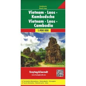 Vietnam - Laos - Cambodia