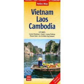 Vietnam, Laos & Cambodia