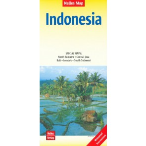 Indonesia - Sumatra N. - Java Central