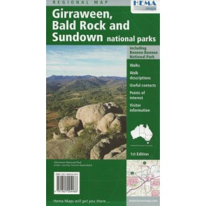 Girraween, Bald Rock and Sundown National Parks