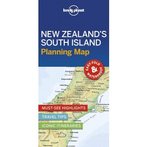 New Zealand's South Island Planning Map