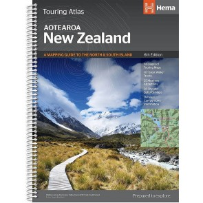 New Zealand Touring Atlas
