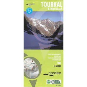 Toubkal with Marrakech