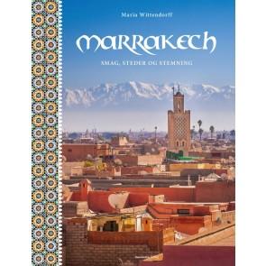 Marrakech - smag, steder og stemning