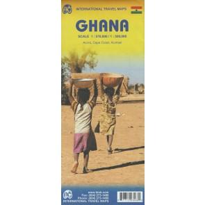 Ghana (Accra, Cape Coast, Kumasi)