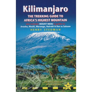 Kilimanjaro - the trekking guide
