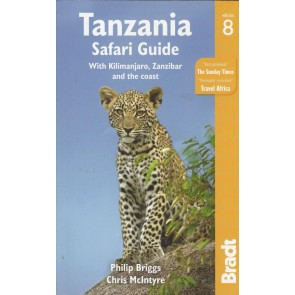 Tanzania Safari Guide with Kilimanjaro, Zanzibar and the coa