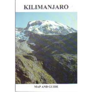 Kilimanjaro Map and Guide