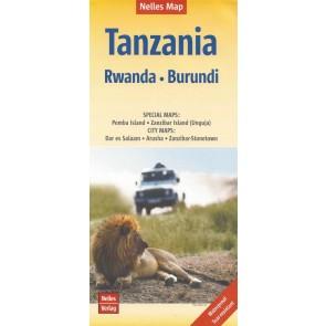 Tanzania - Rwanda - Burundi