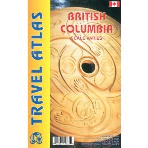 Travel Atlas British Columbia