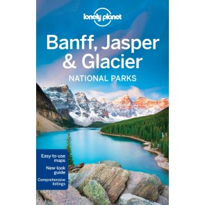 Banff, Jasper & Glacier National Parks - udk. slut april