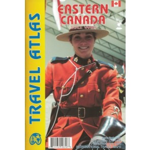 Travel Atlas Eastern Canada