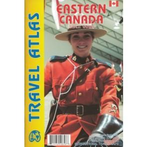 Travel Atlas Eastern Canada