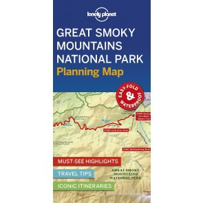 Great Smokey Mountains National Park Planning Map