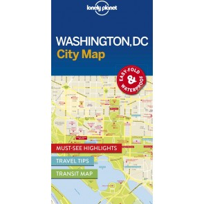 Washington City Map