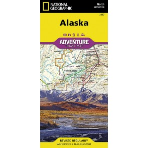 Alaska -  Adventure Travel Map