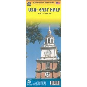 USA East Half
